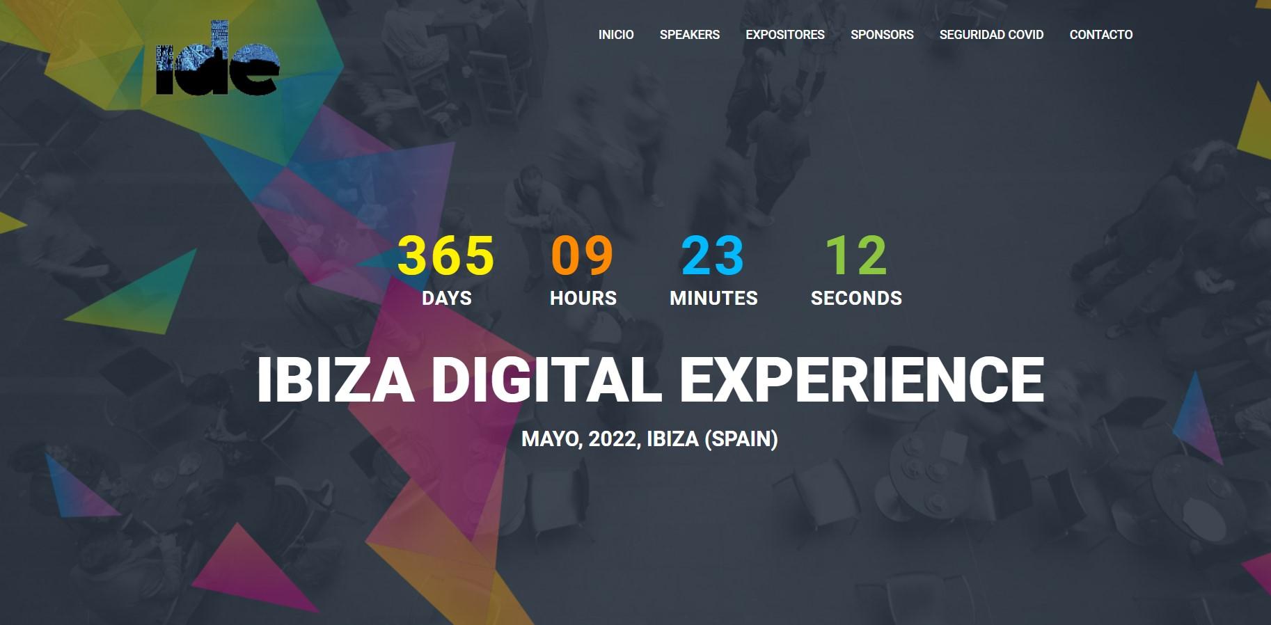 Ibiza Digital Experience